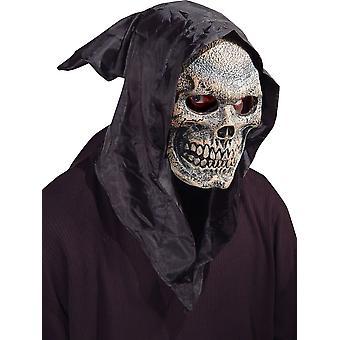 Czaszka Maska z kapturem