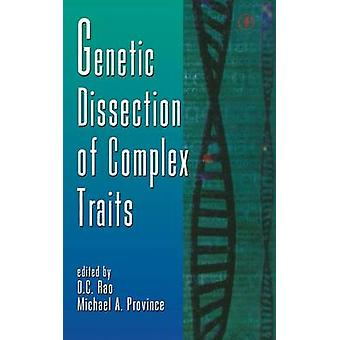 Genetic Dissection of Complex Traits by Rao & D. C.