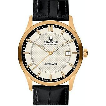 Charmex mens Bracelet Watch la Tremola automatic 2647