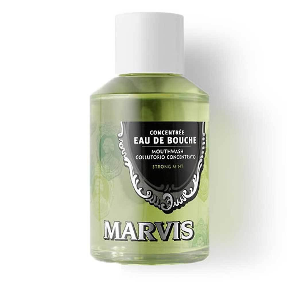 Marvis концентрированный Eau de Bouche жидкость для полоскания рта