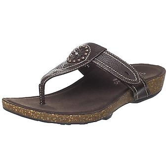 Aetrex Womens Emily Open Toe casual