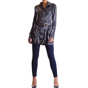 Geospirit Ezbc203018 Women's Grey Nylon Outerwear Jacket