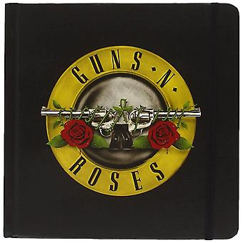 Guns N' Roses Classic Logo Hardback Notebook