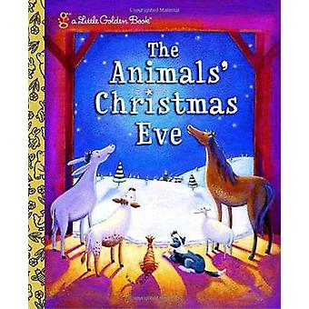 The Animals' Christmas Eve by Gale Wiersum - Alexandra Steele-Morgan