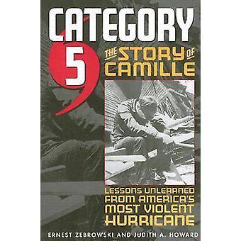 Categoría 5 - la historia de Camille - clases ignorantes de M de los Estados Unidos