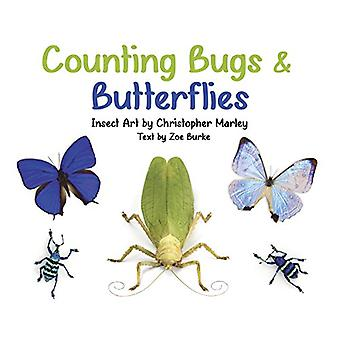 Counting Bugs and Butterflies - Insect Art by Christopher Marley by Zo