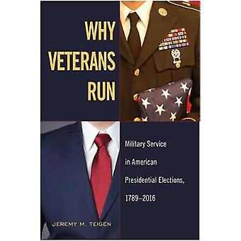Why Veterans Run - Military Service in American Presidential Elections