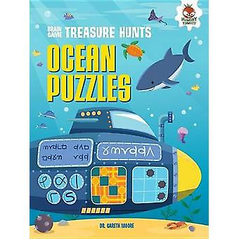 Ocean Puzzles by Gareth Moore - Dr Gareth Moore - Ed Myer - 978151241