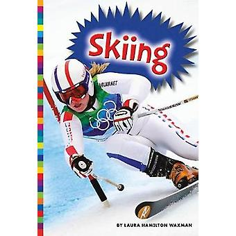 Skiing by Laura Hamilton Waxman - 9781681521824 Book
