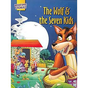 Wolf & the Seven Kids by Pegasus - 9788131909072 Book