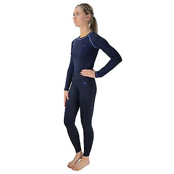 Hy Womens/Ladies Signature Riding Skin Bottoms