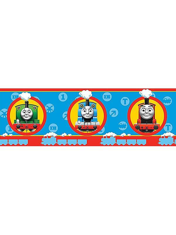 Thomas and Friends Wallpaper Border 5m