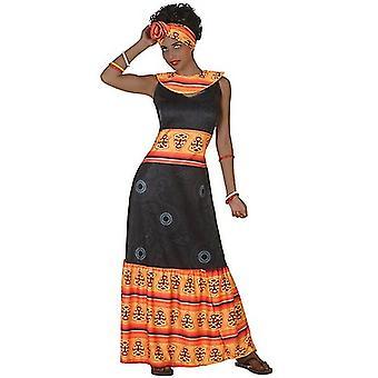 Fantasias femininas Vestido africano feminino para senhoras