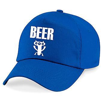 Adult Beer Monster Baseball Cap