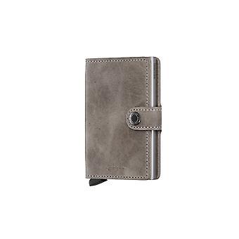 Secrid Mini Wallets Grey