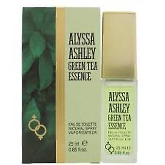 Alyssa Ashley Grüner Tee Essenz Eau de Toilette 25ml EDT Spray