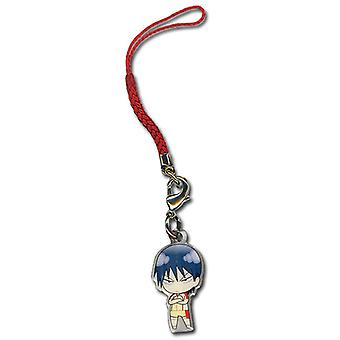 Cell Phone Charm - Yowamushi Pedal - SD Imaizumi Metal New ge17375