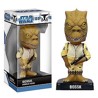 Star Wars Bossk Wacky Wobbler
