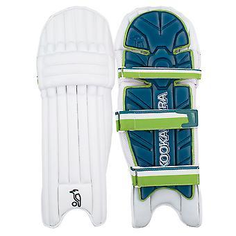 Kookaburra 2019 Kahuna Pro kriketti lyövä tyynyt jalka suojat sininen