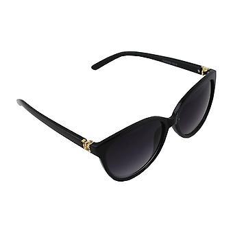 Sunglasses UV 400 Wayfarer Gold black 2618_32618_3