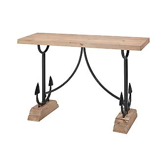 Lone tree console table