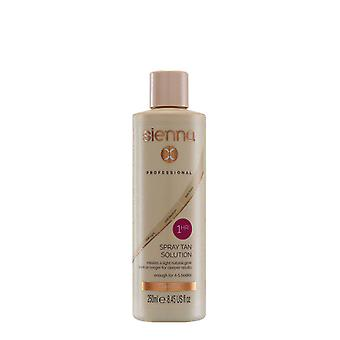 Sienna X 1 Hour Spray Tan Solution 250ml