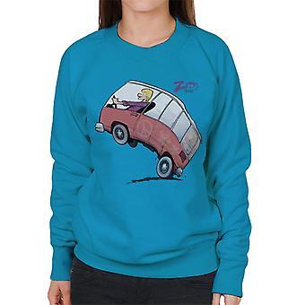 Zits Jeremy kørsel kvinder ' s sweatshirt
