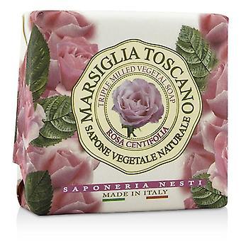 Nesti Dante Marsiglia Toscano Triple hiottu kasviperäiset saippua - Rosa Centifolia - 200g / 7oz
