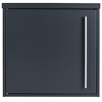 MOCAVI Box 101 Design brevlåda antracit grå (RAL 7016)