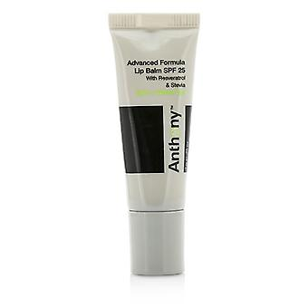 Anthony Logistics For Men Advanced Formula Lip Balm SPF 25 - Mint And White Tea 7g/0.25oz