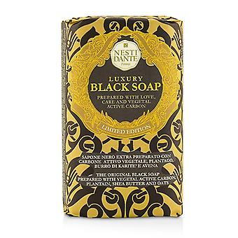 Nesti Dante Luxury Black Soap With Vegetal Active Carbon (limited Edition) - 250g/8.8oz