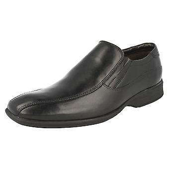 Mens Clarks formella Slip på skor snatterand Stride