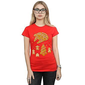 Star Wars Women's Gingerbread Rebels T-Shirt