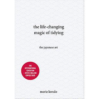 LifeChanging Magic of Tidying by Marie Kondo