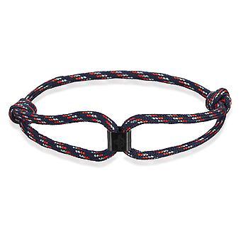 Skipper Bracelet Surfer Band Sail Knot Maritime Bracelet with Logo Marine 8477