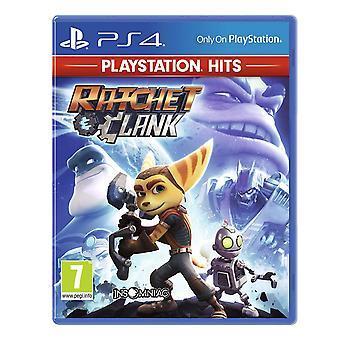ラチェットとクランク プレイ ステーション ヒット PS4 ゲーム