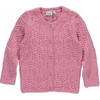 Name-It Roze Meisjes Cardigan Kujia