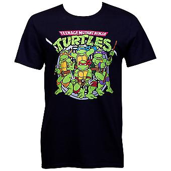 Teenage Mutant Ninja Turtle Classic T-Shirt