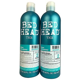 Tigi bed head urban antidotes recovery shampoo & conditioner duo 25.36 oz each