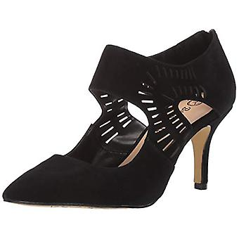 Bella Vita Women's Dani Dress Shootie com cutouts sapato, Black Kidsuede Leath ...