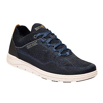 Regatta Womens Carentan Lightweight Breathable Trainer Shoes