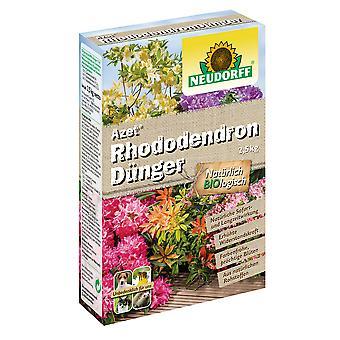 NEUDORFF Azet® Rhododendron fertilizer, 2.5 kg