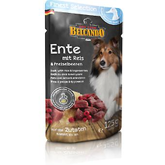 Belcando Duck with rice and lingonberry (Dogs , Dog Food , Wet Food)
