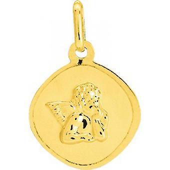 M daille Oro 375/1000 giallo (9K)