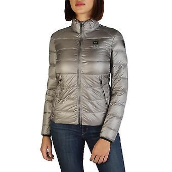 Blauer Original Women Fall/Winter Jacket - Grey Color 35721