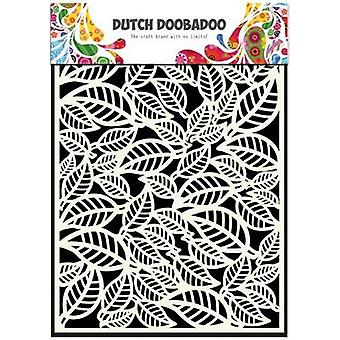 Dutch Doobadoo Dutch Mask Art stencil leaves A5 470.715.042