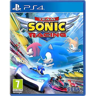 Team Sonic racing PS4 spill