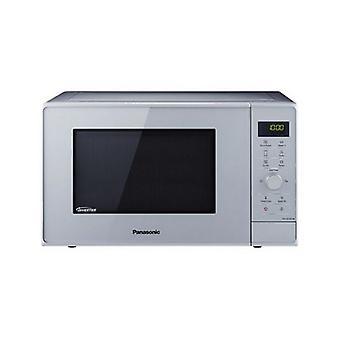Mikrohullámú grill Panasonic NN-GD36HMSUG 23 L Ezüst