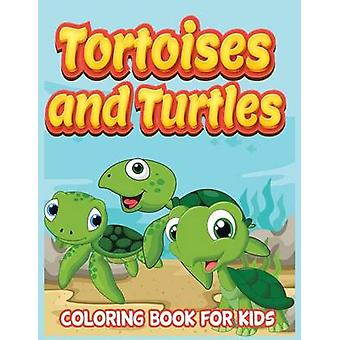Tortoises and Turtles  Kids Colouring Books 11 by Masters & Neil