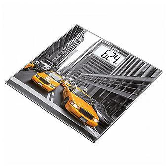 Digitale Badezimmerwaage Beurer 756.25 New York